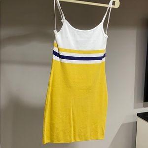 Kittenish dress